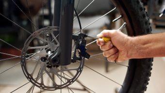 De la réparation et de la vente de vélos au Lac de Maine