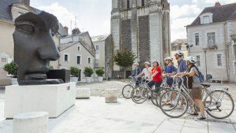 Des balades à vélo pour (re)découvrir Angers et son patrimoine