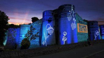 Le château d'Angers va s'illuminer chaque soir du 25 juillet au 16 août