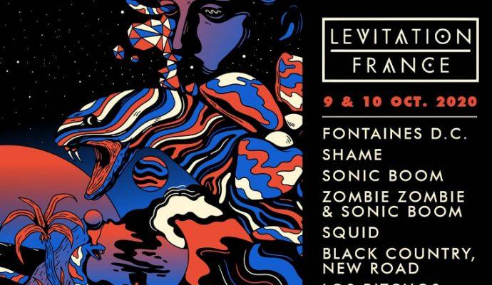 Le festival Lévitation France aura lieu les 9 et 10 octobre au Quai