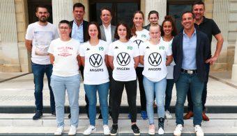 La section de football féminin de la Croix Blanche devient club élite