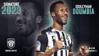 Football : Souleyman Doumbia rejoint définitivement le SCO d'Angers