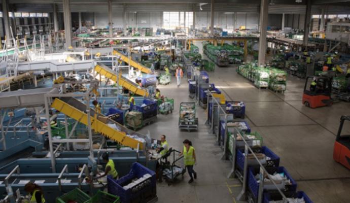 Viapost va créer 150 emplois à Saint-Barthélémy d'Anjou