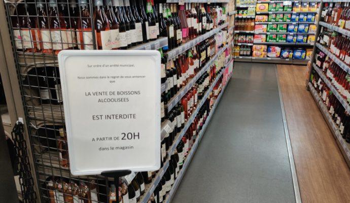 La ville interdit la vente d'alcool après 20 heures