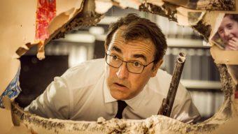 Le film « Adieu les cons » en avant-première à Angers avec Albert Dupontel