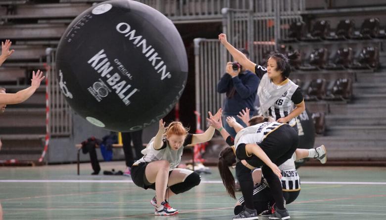 Angers SCO Kin-ball
