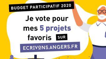 C'est l'heure des votes pour le budget participatif 2020