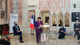 Roselyne Bachelot annonce un « effort sans précédent pour le patrimoine »
