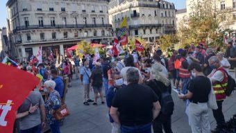 Grève du 17 septembre : une mobilisation assez faible à Angers