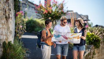 Une saison touristique « pas catastrophique » en Anjou