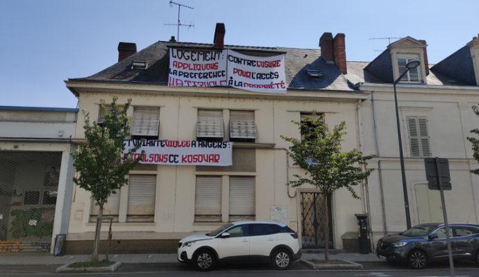 Squat de l'Alvarium rue Thiers : la justice ordonne l'expulsion