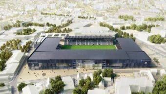 Le stade Raymond-Kopa va encore s'agrandir