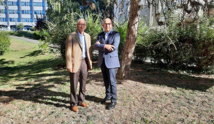 Yves Gidoin devient président d'Angers Loire développement
