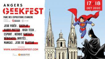 Rendez-vous les 17 et 18 octobre pour la première édition d'Angers Geekfest