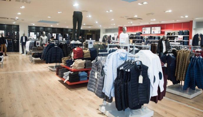 L'enseigne Celio prévoit de fermer 102 magasins en France
