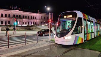 La ligne A du tramway change d'itinéraire à partir du 4 janvier
