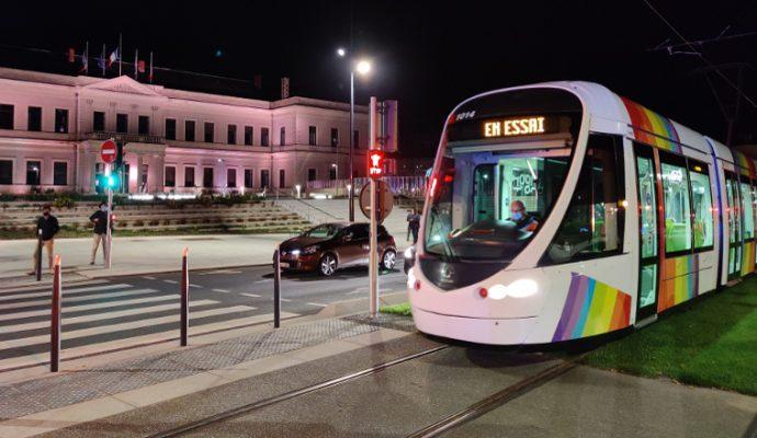 Tramway : les essais ont débuté sur la nouvelle ligne A