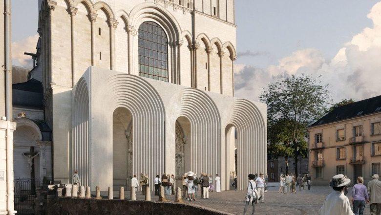Galerie Cathédrale d'Angers