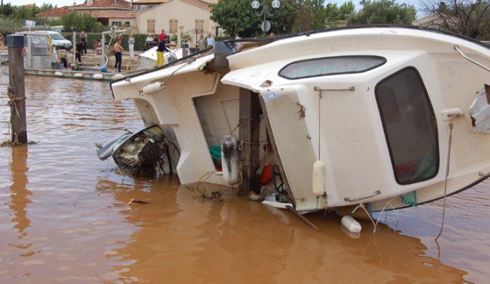 Tempête Alex : le Conseil Départemental de Maine-et-Loire apporte une aide au département des Alpes-Maritimes
