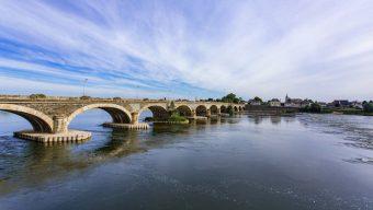 Les Ponts-de-Cé, parmi les villes les plus accueillantes de France selon Airbnb