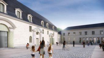 Le musée d'art moderne de Fontevraud ouvrira ses portes le 5 décembre