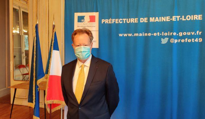 Le Maine-et-Loire va avoir un nouveau préfet