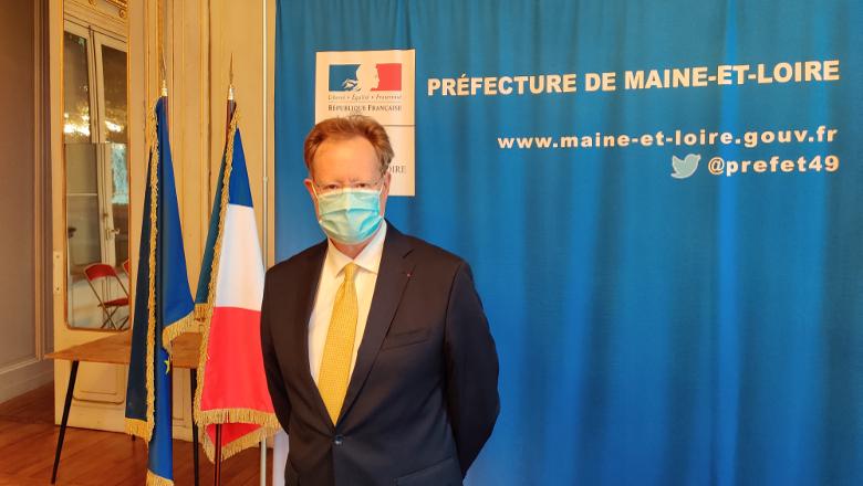 Préfet de Maine-et-Loire Covid-19