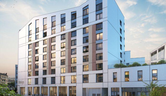 Une résidence de tourisme d'affaires va s'installer Cours Saint-Laud
