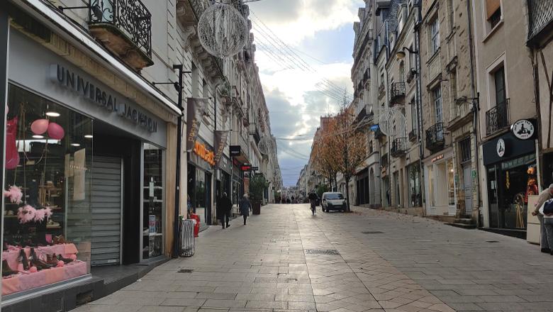 Rue Lenepveu confinement