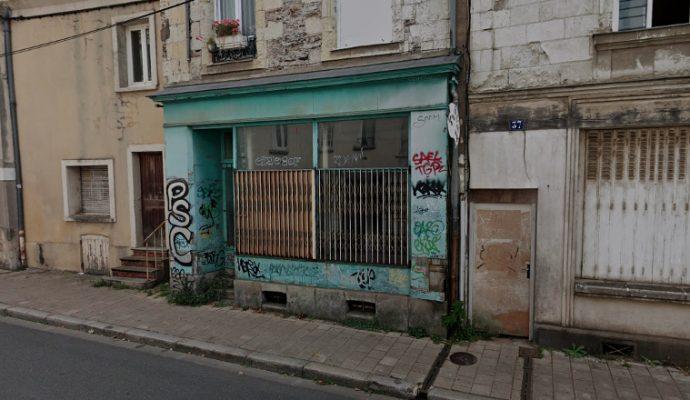 Deux squats évacués ce matin à Angers
