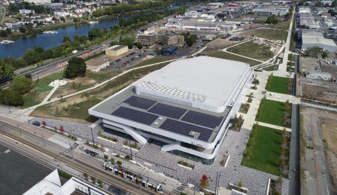 Deux centrales solaires mises en service à Angers et Beaucouzé