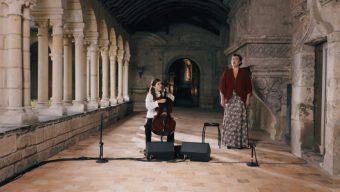 Angers pousse le son : des artistes se produisent au cœur des monuments angevins