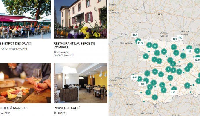 Confinement : une carte interactive pour connaître les restaurants ouverts dans le département