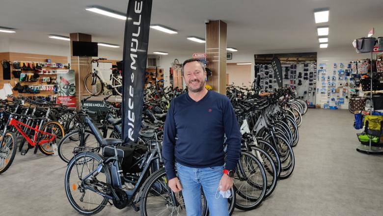 Denis Doussin - Vélo Horizon