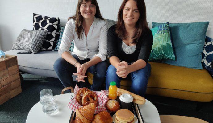 « Les matins d'Aurore » pour des petits déjeuners à la maison