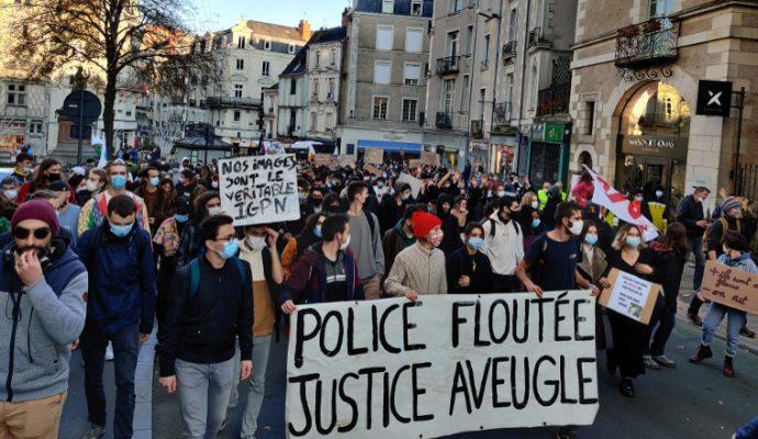 Une nouvelle manifestation contre le projet de loi « sécurité globale » prévue ce samedi 5 décembre à Angers