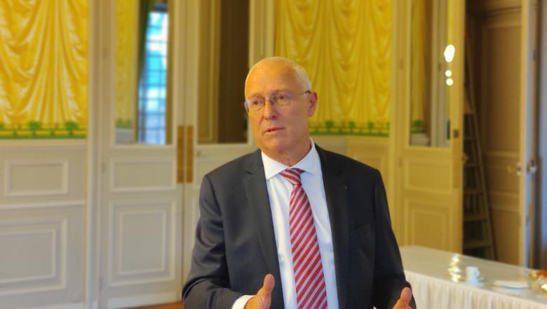 Pierre Ory, préfet de Maine-et-Loire