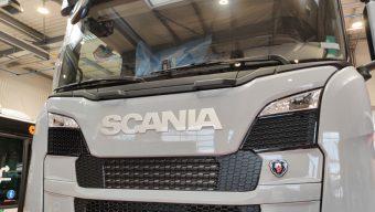 Hausse des effectifs et de la production chez Scania à Angers