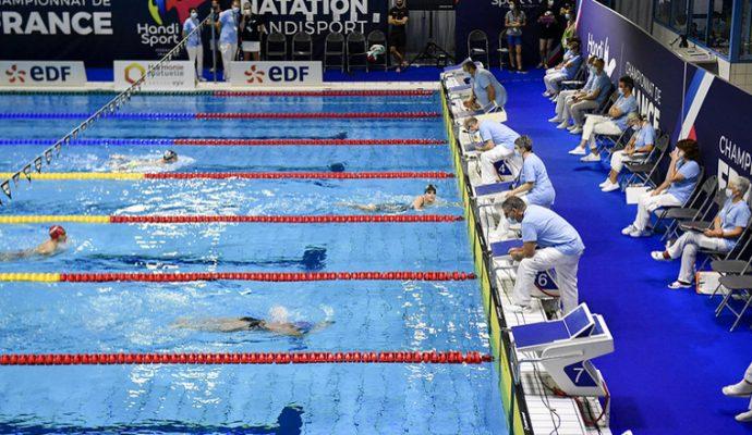Championnat de France de natation : de nombreux records à Angers