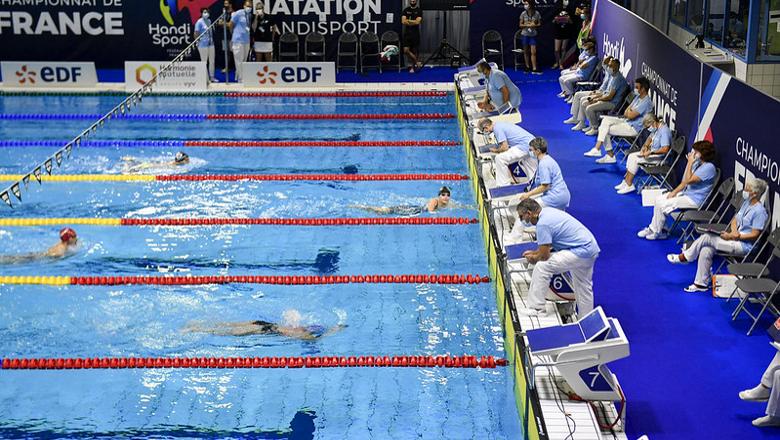Championnat de France Natation 25m