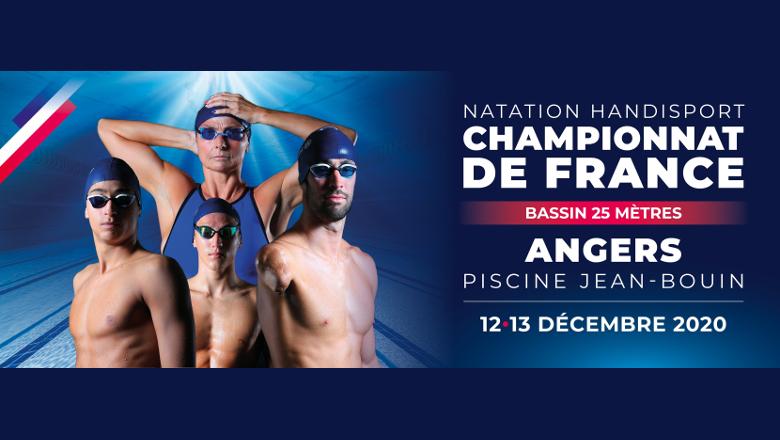 Championnat de France Natation Handisport 25m