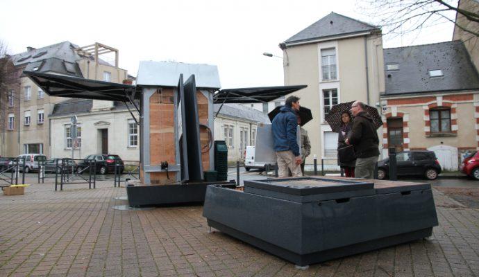 Plusieurs nouveaux composteurs collectifs seront installés à Angers l'année prochaine