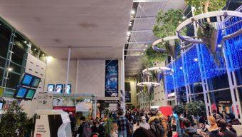 Le festival international de la bande dessinée d'Angoulême s'expose à la gare d'Angers