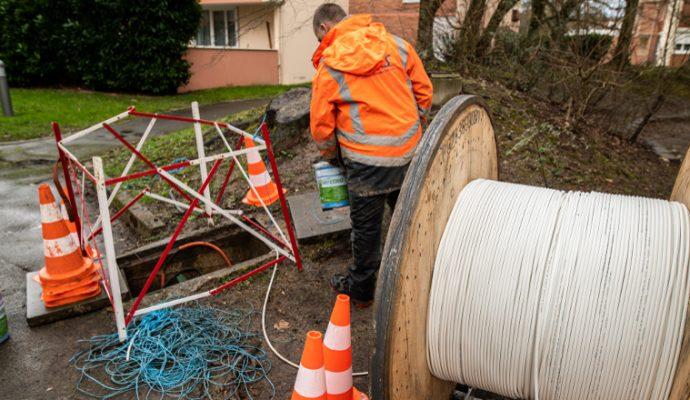 Plus de 200 emplois créés depuis 2018 grâce au déploiement de la fibre dans le département
