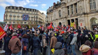 L'intersyndicale appelle à manifester contre la loi « sécurité globale » le samedi 16 janvier