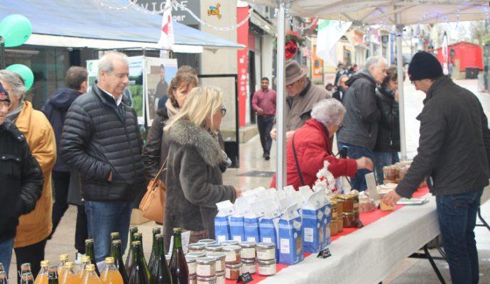 Le marché de Noël des Jeunes Agriculteurs aura lieu dimanche 13 décembre place du Pilori