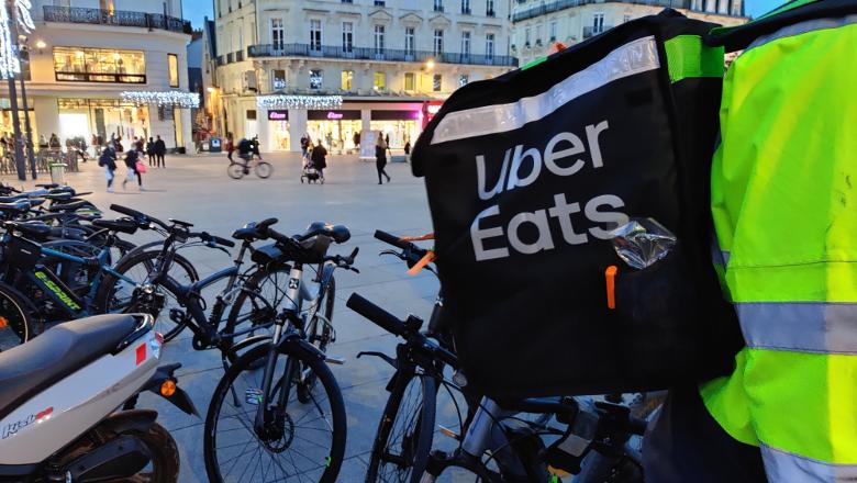 Sac Uber Eats