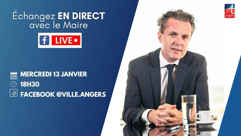 Béchu Facebook Live
