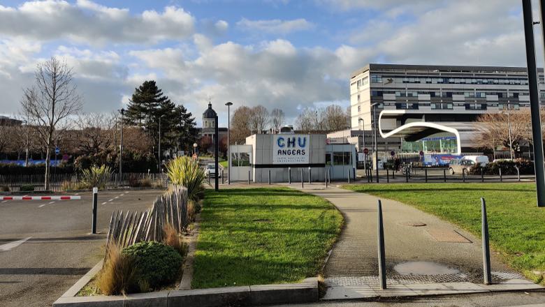 CHU d'Angers extérieur