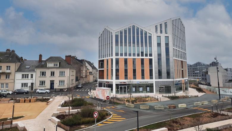 Centre Cours Saint Laud